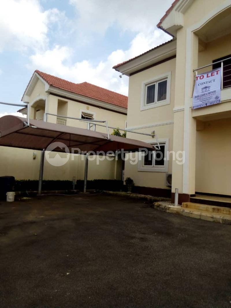 5 bedroom Detached Duplex House for rent Kafe Abuja - 3