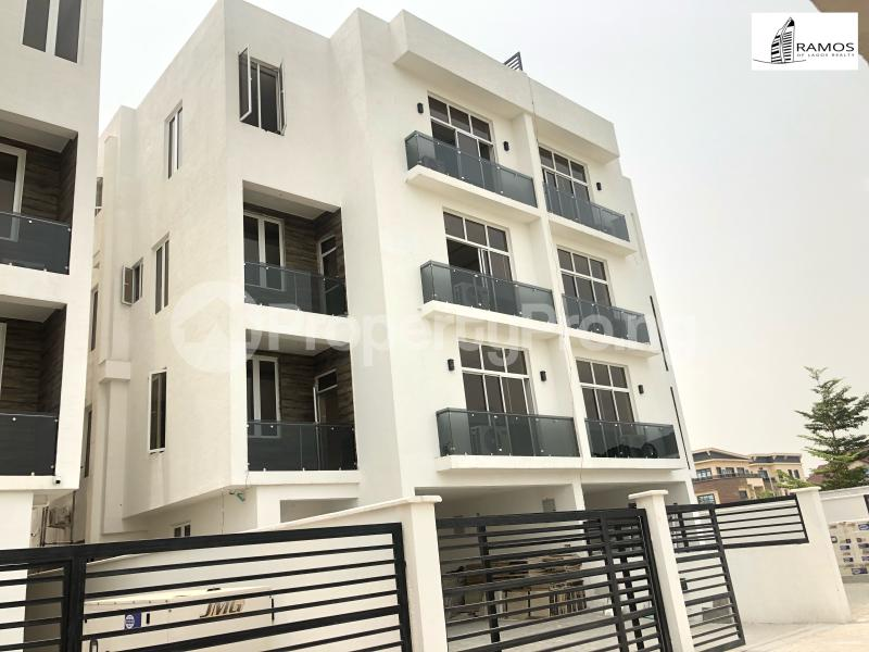 5 bedroom Semi Detached Duplex House for sale Banana Island  Banana Island Ikoyi Lagos - 0