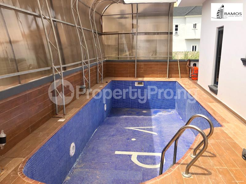 5 bedroom Detached Duplex House for sale Lekki County Lekki Phase 2 Lekki Lagos - 13