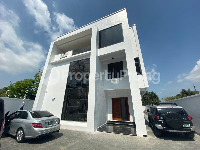 5 bedroom Detached Duplex House for sale Ikoyi Lagos - 0