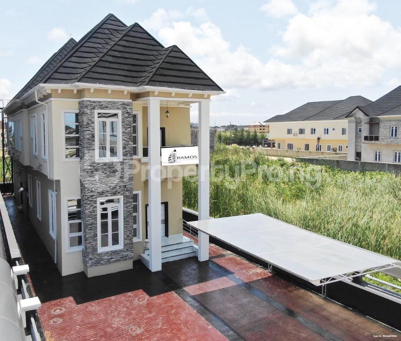 5 bedroom Detached Duplex House for sale Lekki County Home