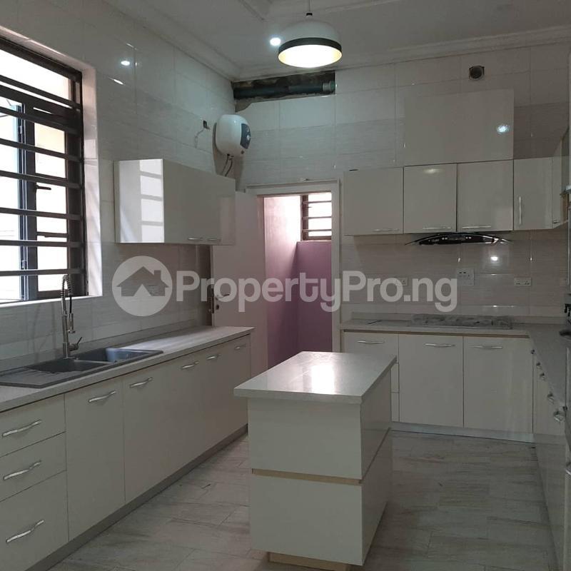 5 bedroom Semi Detached Duplex House for sale Lekki County Estate Lagos Lekki Phase 2 Lekki Lagos - 1