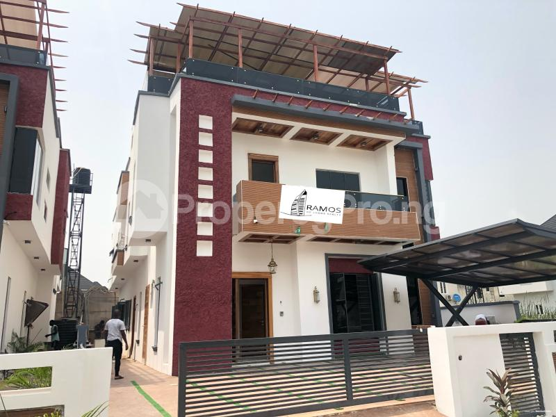 5 bedroom Detached Duplex House for sale Lekki County Lekki Phase 2 Lekki Lagos - 0