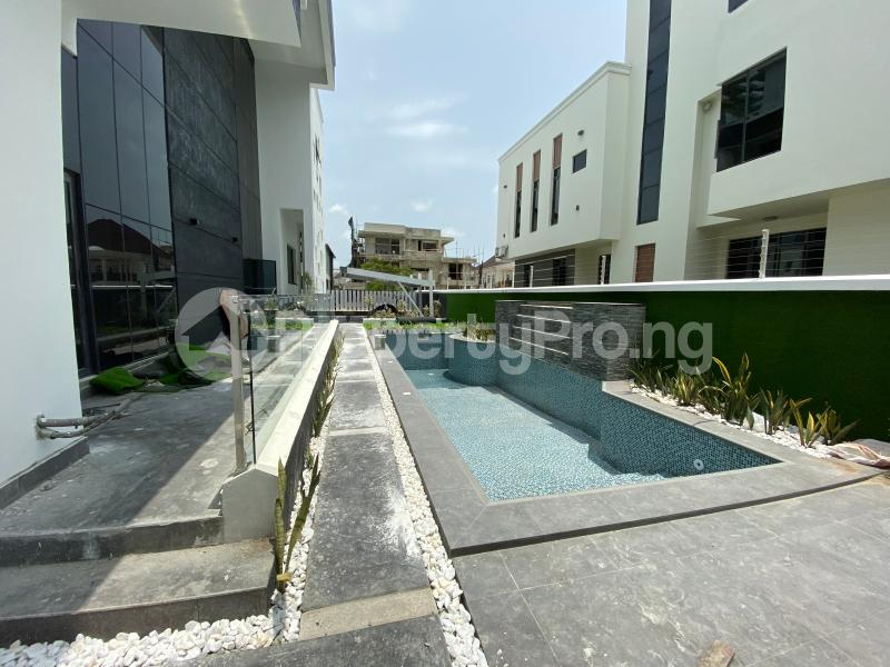 5 bedroom Detached Duplex House for sale Osapa london Lekki Lagos - 6