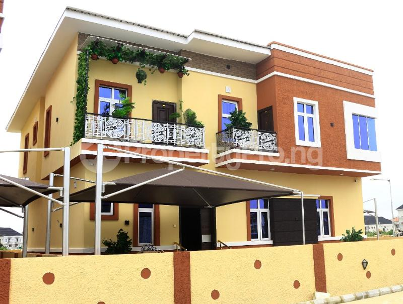 Detached Duplex House for sale Buena vista estate  Lekki Lagos - 1