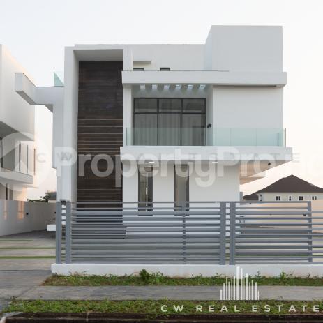 5 bedroom Detached Duplex House for sale Pinnock Beach Estate Osapa london Lekki Lagos - 26