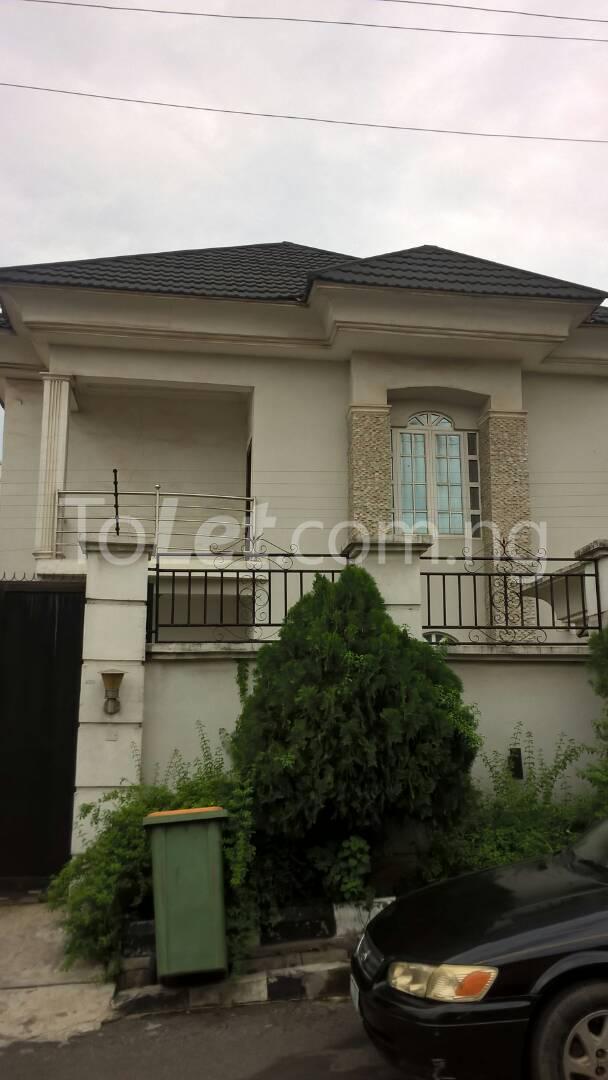 5 bedroom House for sale Magodo Magodo GRA Phase 2 Kosofe/Ikosi Lagos - 0