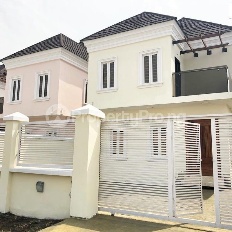 5 bedroom Detached Duplex House for sale - Lekki Phase 1