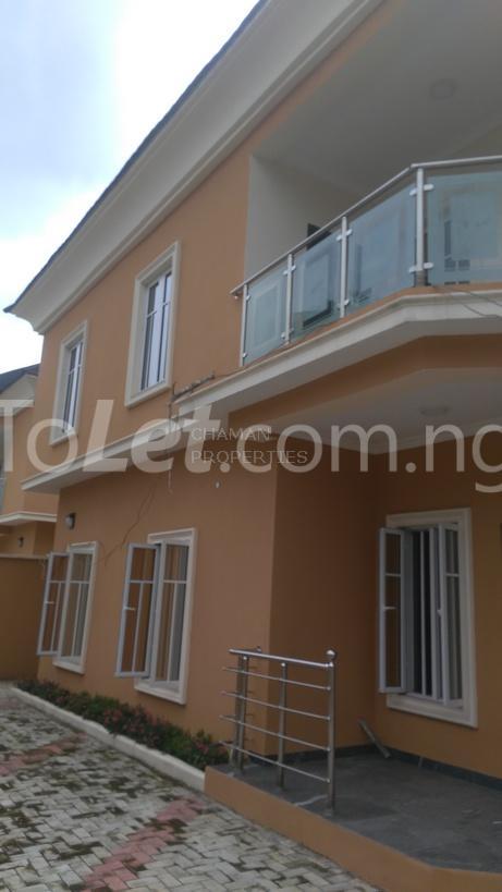 5 bedroom House for sale aKORA Estate Adeniyi Jones Ikeja Lagos - 0