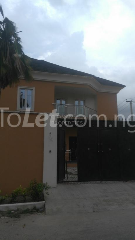 5 bedroom House for sale aKORA Estate Adeniyi Jones Ikeja Lagos - 34