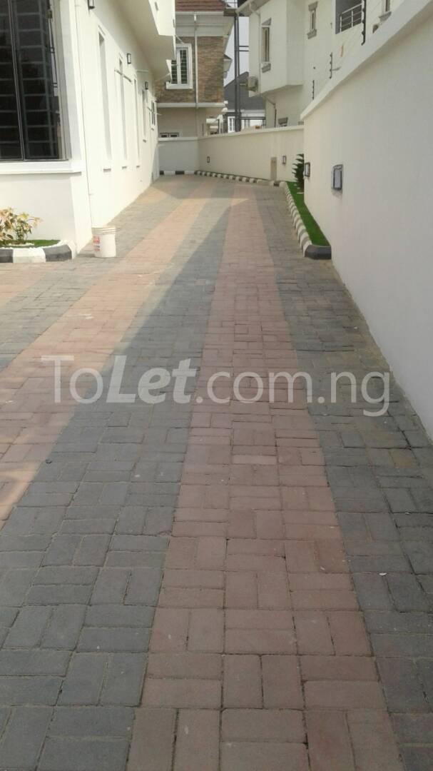 5 bedroom House for sale behind shoprite Osapa london Lekki Lagos - 8