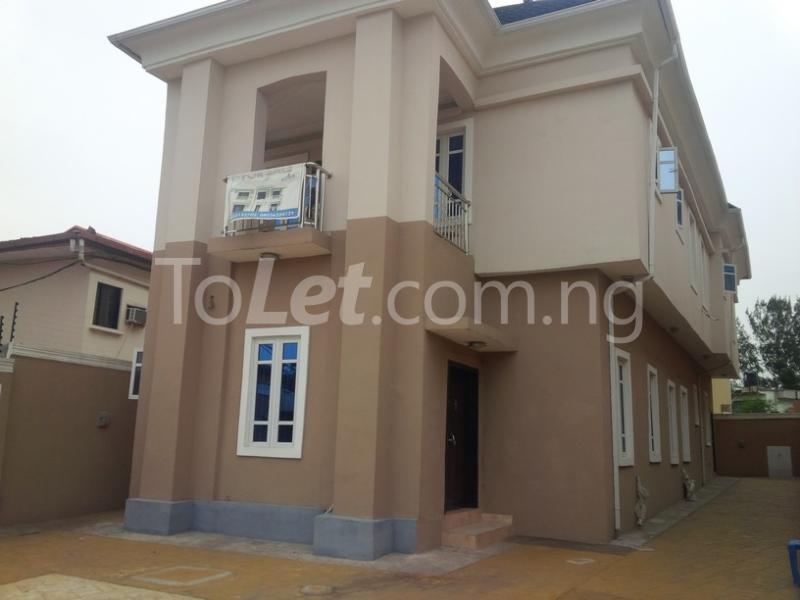 5 bedroom House for sale Omole phase 1 via Secretariat