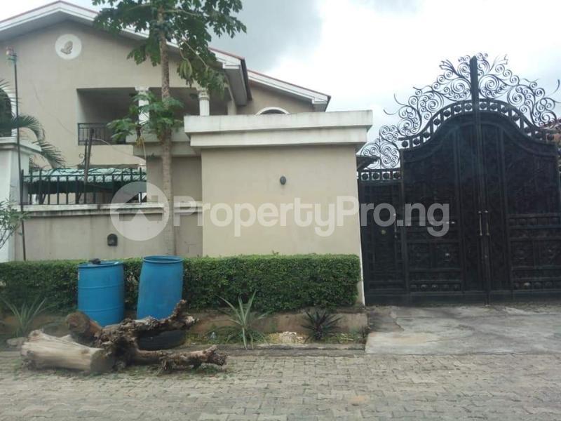 5 bedroom Detached Duplex House for sale shangisha Magodo GRA Phase 2 Kosofe/Ikosi Lagos - 1