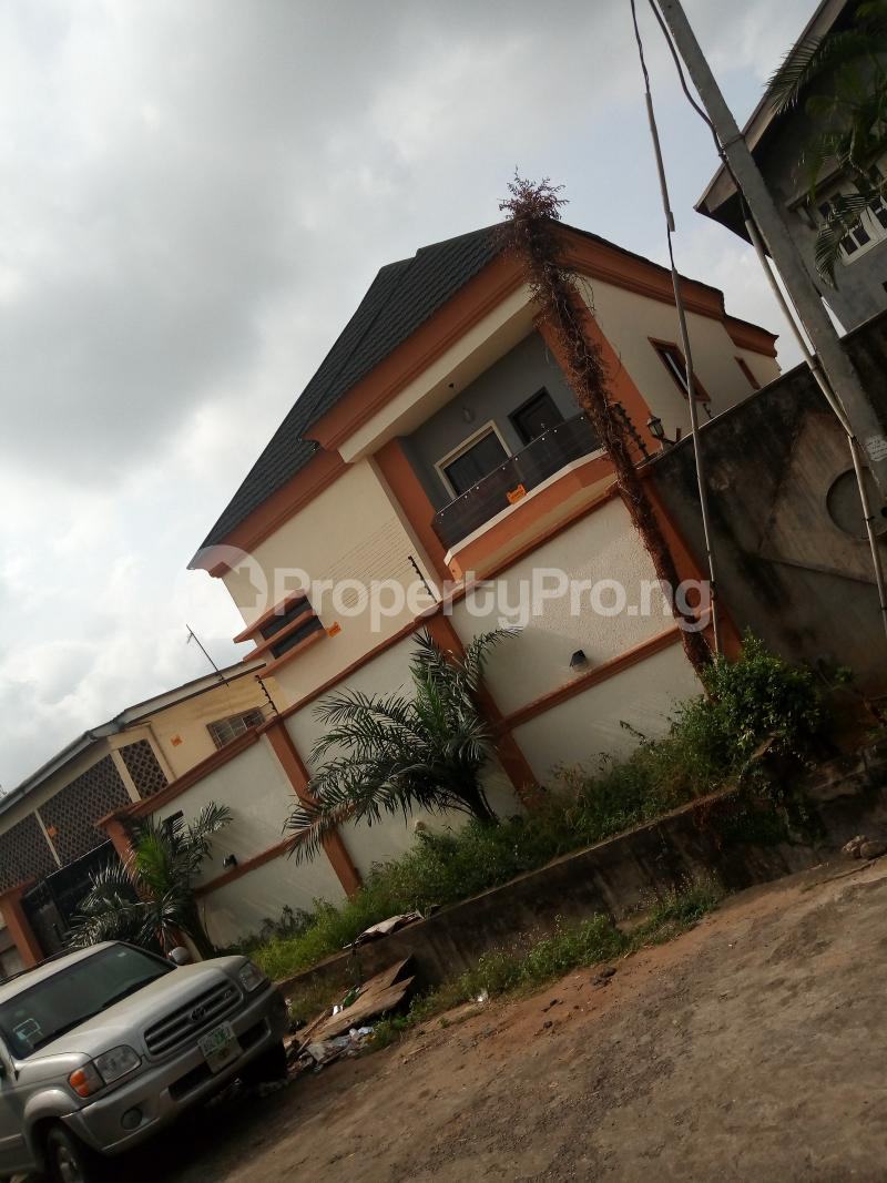 5 bedroom Detached Duplex House for sale Abisogun Leigh OGBA GRA Ogba Lagos - 0