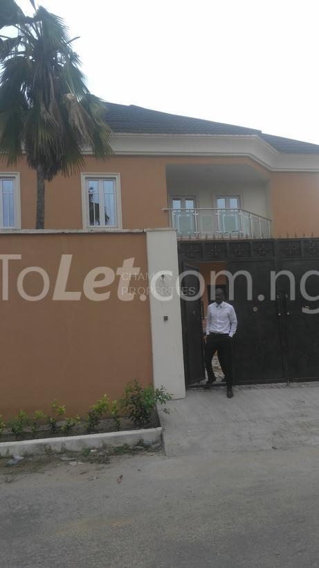 5 bedroom House for sale aKORA Estate Adeniyi Jones Ikeja Lagos - 35