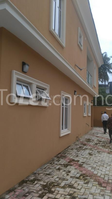 5 bedroom House for sale aKORA Estate Adeniyi Jones Ikeja Lagos - 1