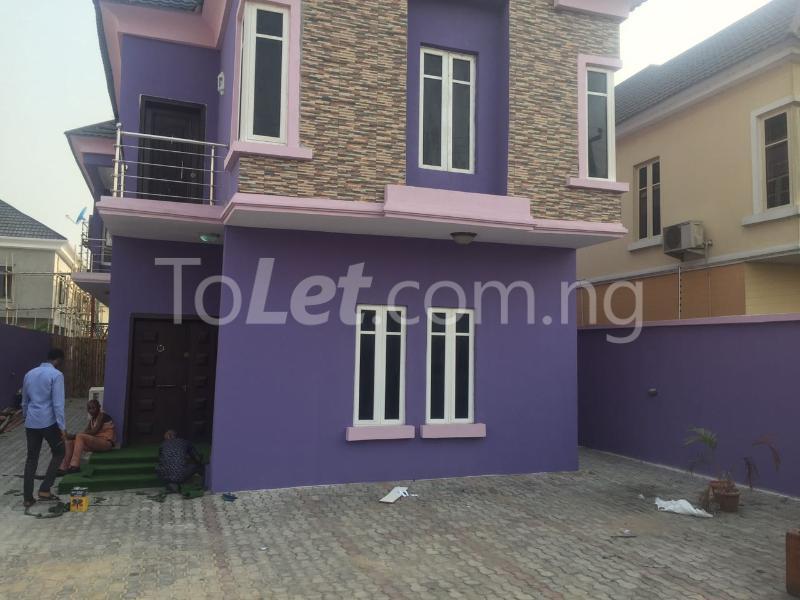 5 bedroom Detached Duplex House for shortlet VFS Road off Freedom way  Lekki Phase 1 Lekki Lagos - 2