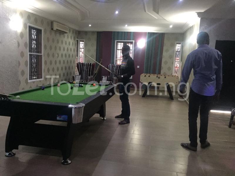 5 bedroom Detached Duplex House for shortlet VFS Road off Freedom way  Lekki Phase 1 Lekki Lagos - 24