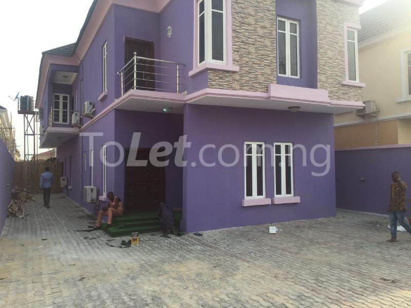 5 bedroom Detached Duplex House for shortlet VFS Road off Freedom way  Lekki Phase 1 Lekki Lagos - 0