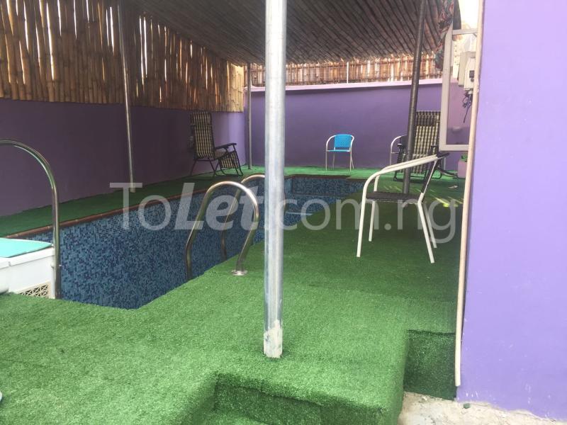5 bedroom Detached Duplex House for shortlet VFS Road off Freedom way  Lekki Phase 1 Lekki Lagos - 3