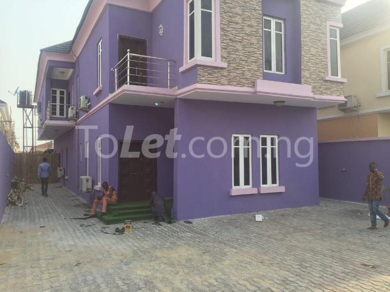 5 bedroom Detached Duplex House for shortlet VFS Road off Freedom way  Lekki Phase 1 Lekki Lagos - 1