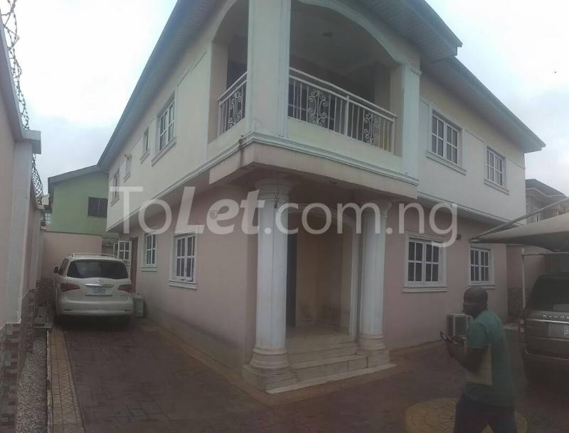 5 bedroom House for sale Omole phase 2 Ogba Lagos - 0