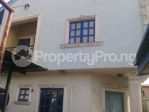 5 bedroom Detached Duplex House for rent Abuja Estate, Igbo Oluwo Jumofak Ikorodu Lagos - 0