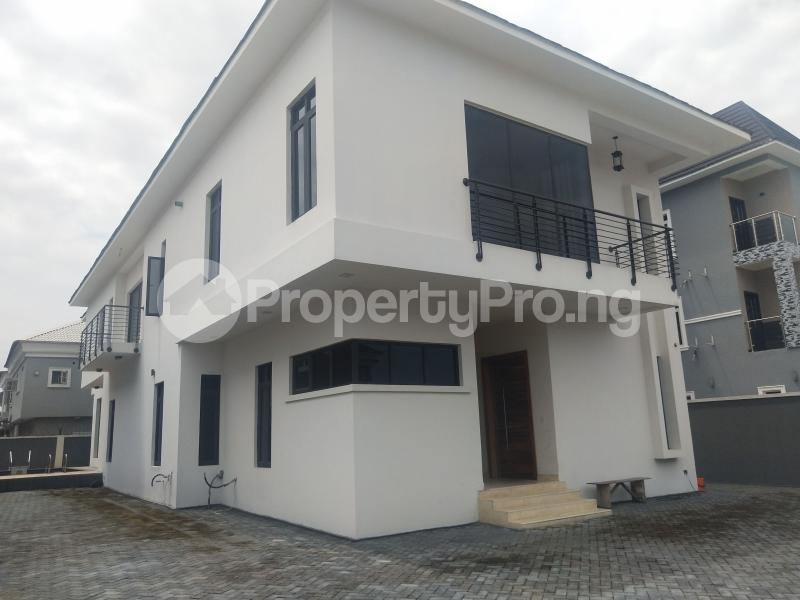 5 bedroom Detached Duplex House for sale Lekki Phase 1 Lekki Lagos - 15