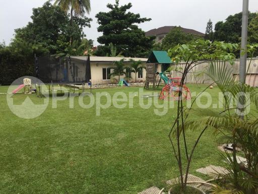 Detached House for rent Off McPherson MacPherson Ikoyi Lagos - 1