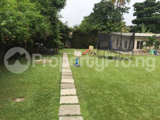 Detached House for rent Off McPherson MacPherson Ikoyi Lagos - 4