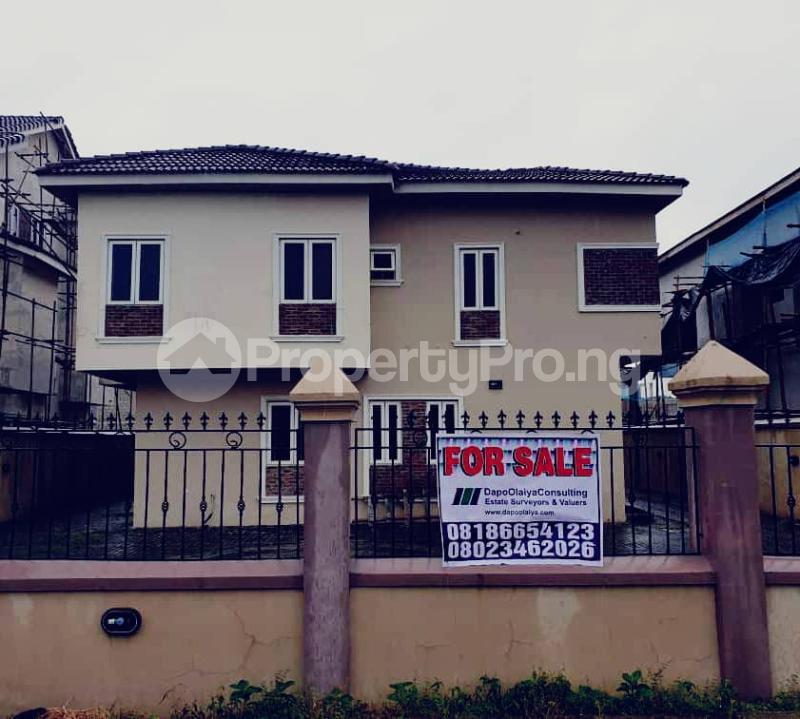 5 bedroom Detached Duplex House for sale at Pinnock Beach Estate Osapa london Lekki Lagos - 11