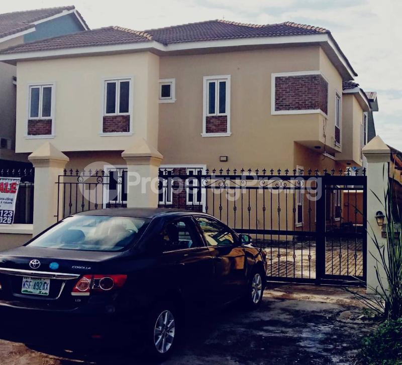 5 bedroom Detached Duplex House for sale at Pinnock Beach Estate Osapa london Lekki Lagos - 4