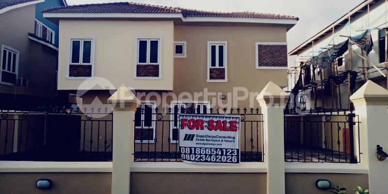 5 bedroom Detached Duplex House for sale at Pinnock Beach Estate Osapa london Lekki Lagos - 2