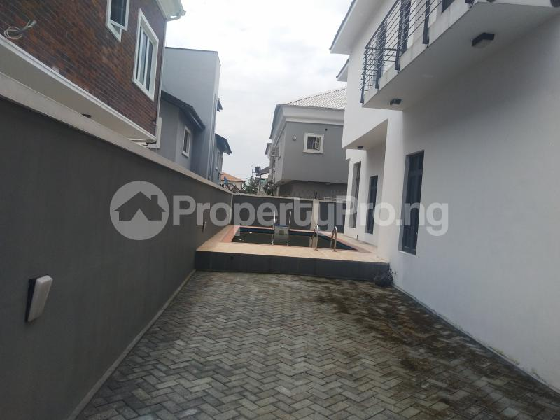 5 bedroom Detached Duplex House for sale Lekki Phase 1 Lekki Lagos - 14
