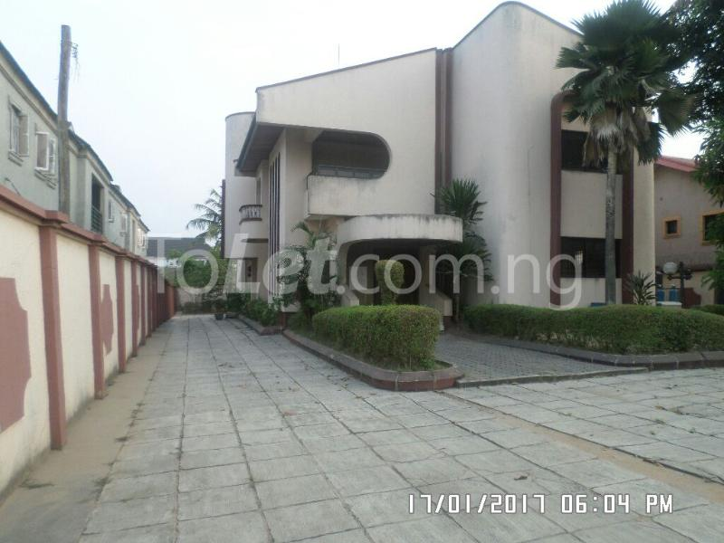 5 bedroom House for sale Sosanya Street off Soluyi Bus Stop Soluyi Gbagada Lagos - 0
