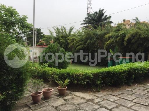 Detached House for rent Off McPherson MacPherson Ikoyi Lagos - 0