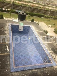 5 bedroom Detached Duplex House for sale Queens street, Northern Foreshore estate, off Chevron drive, Lekki, LAGOS.  chevron Lekki Lagos - 5