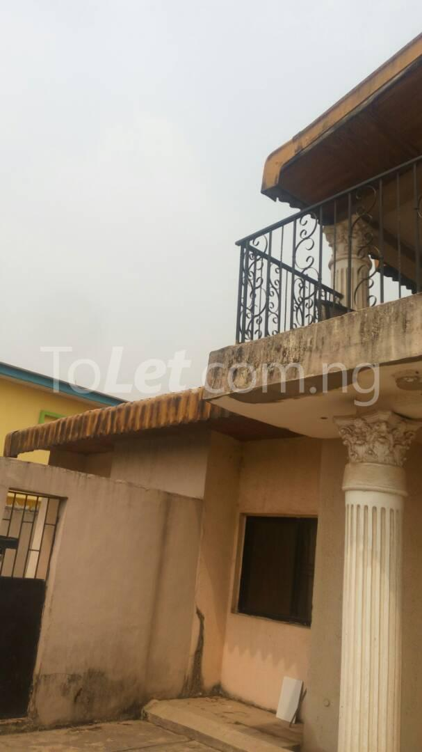 5 bedroom House for sale off Ago palace way Okota Lagos - 10