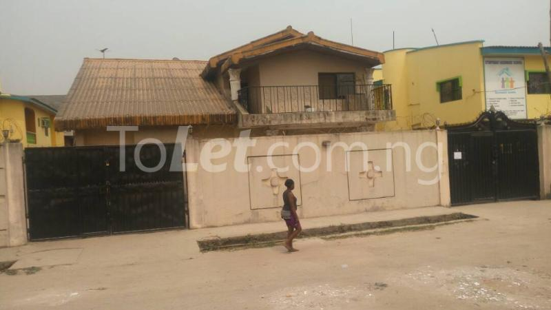 5 bedroom House for sale off Ago palace way Okota Lagos - 12