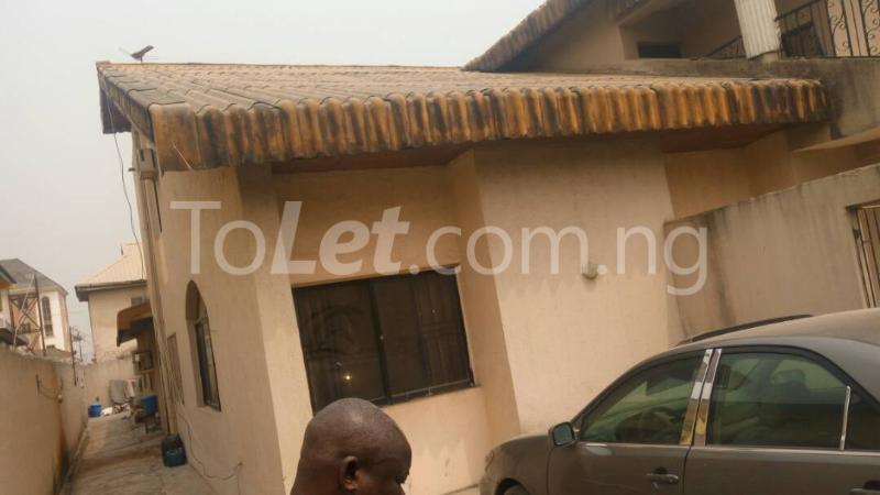 5 bedroom House for sale off Ago palace way Okota Lagos - 1