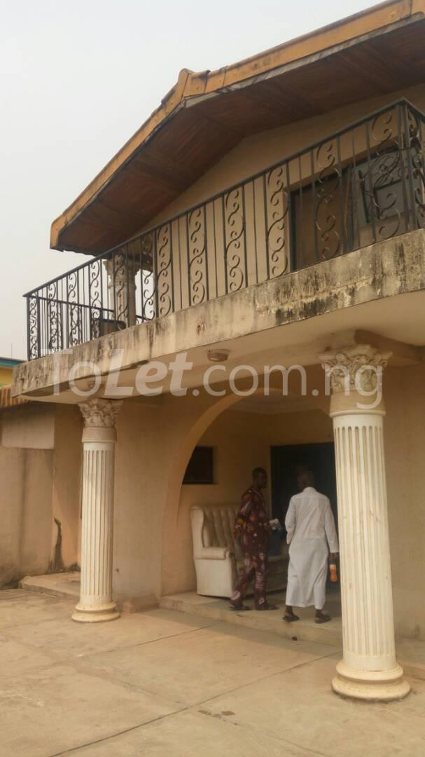 5 bedroom House for sale off Ago palace way Okota Lagos - 16