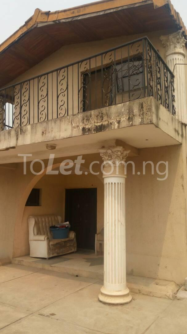 5 bedroom House for sale off Ago palace way Okota Lagos - 0