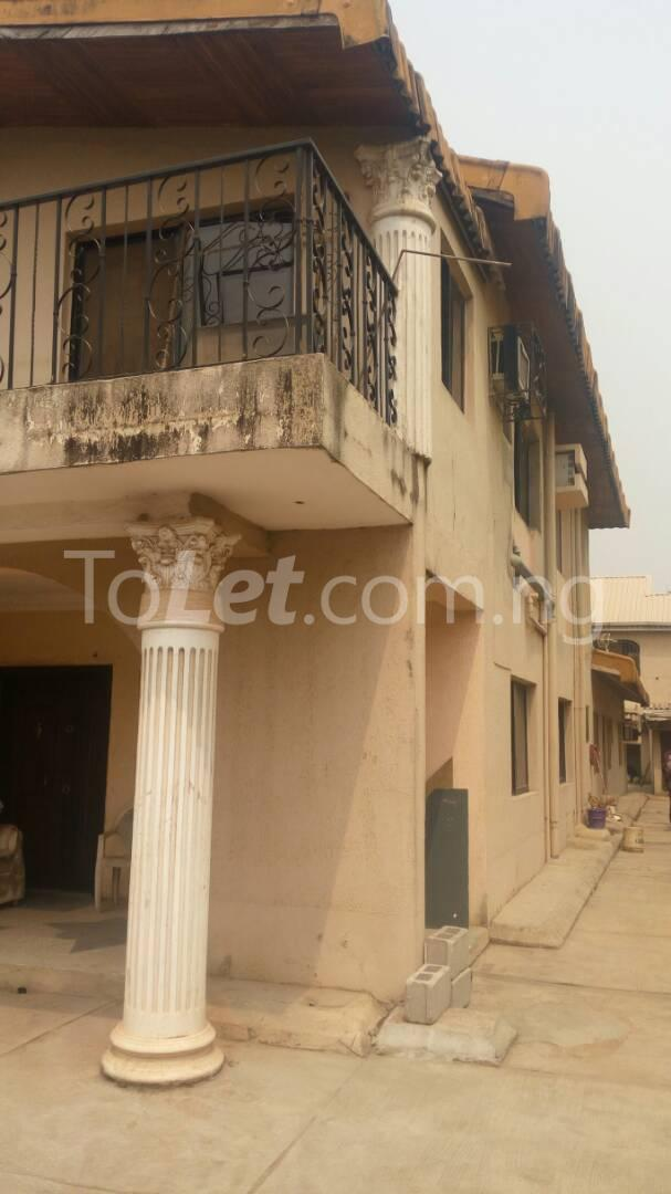 5 bedroom House for sale off Ago palace way Okota Lagos - 3