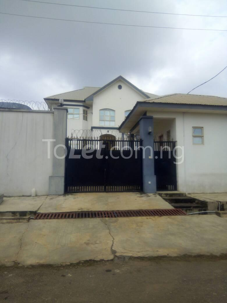 5 bedroom House for sale Iyaganku GRA Iyanganku Ibadan Oyo - 0