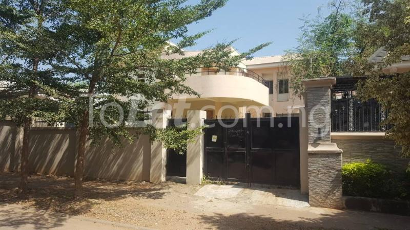 7 bedroom House for rent V- Maitama Abuja - 0