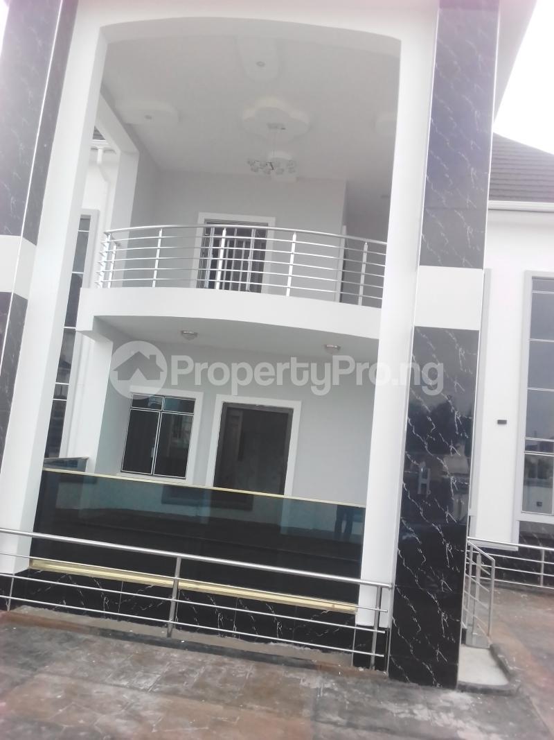 5 bedroom Detached Duplex House for rent Okpanam road, DLA, infant Jesus, Anwai Rd Asaba Delta - 0