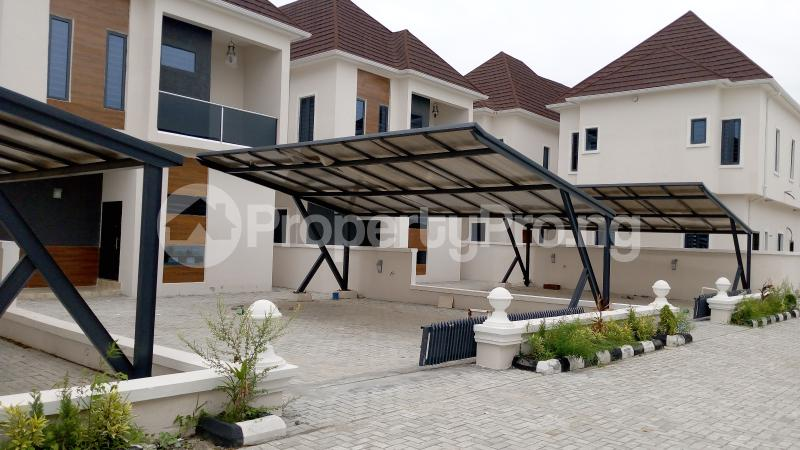 5 bedroom Detached Duplex House for sale Chevron Axis Lekki Phase 2 Lekki Lagos - 47