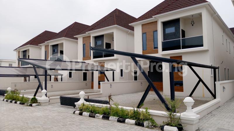 5 bedroom Detached Duplex House for sale Chevron Axis Lekki Phase 2 Lekki Lagos - 49