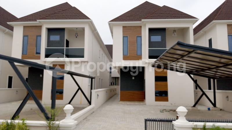 5 bedroom Detached Duplex House for sale Chevron Axis Lekki Phase 2 Lekki Lagos - 50