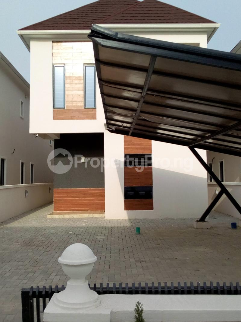 5 bedroom Detached Duplex House for sale Chevron Axis Lekki Phase 2 Lekki Lagos - 1